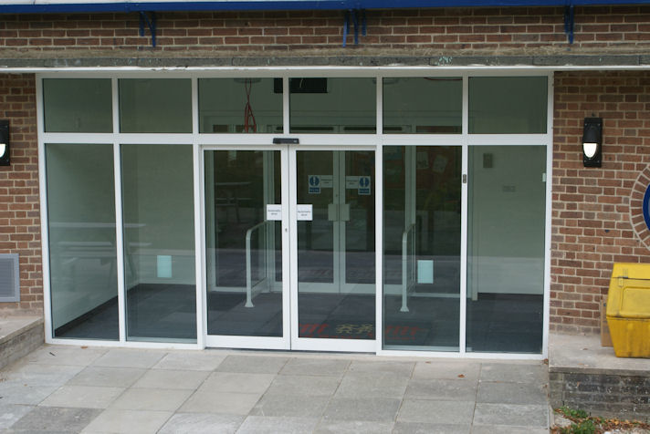 aluminium and composite windows doors curtain walling